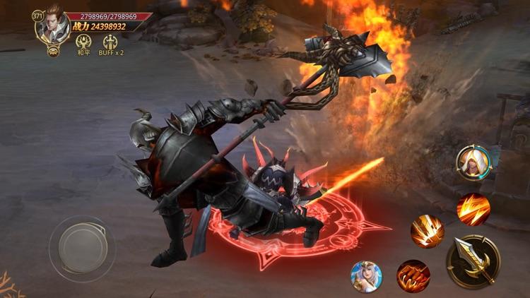 魔剑传说 - 模拟经营策略挂机游戏!