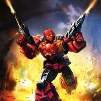 MorphoBot War: Steel Robots 3D