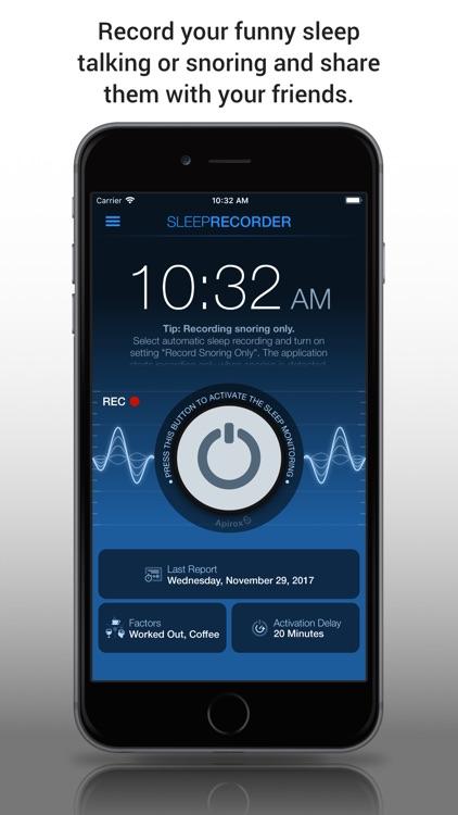 Prime Sleep Recorder