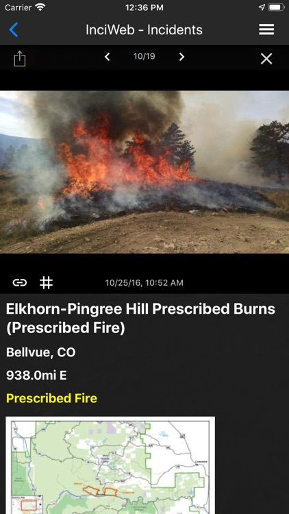 Fires - Wildfire Maps and Info screenshot-6