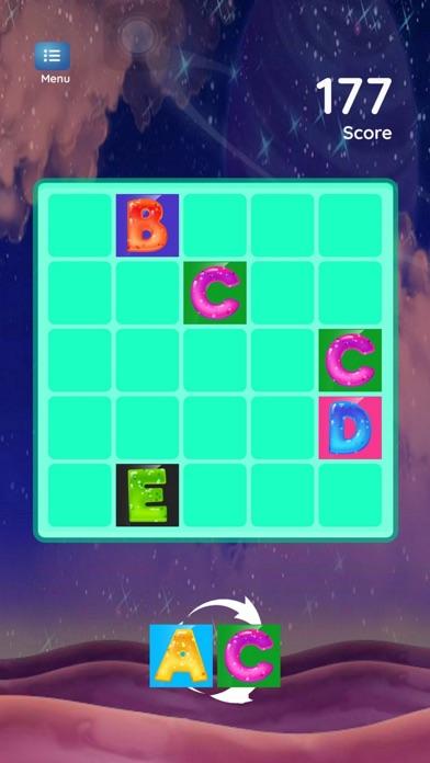 A to F: Alphabet screenshot 3