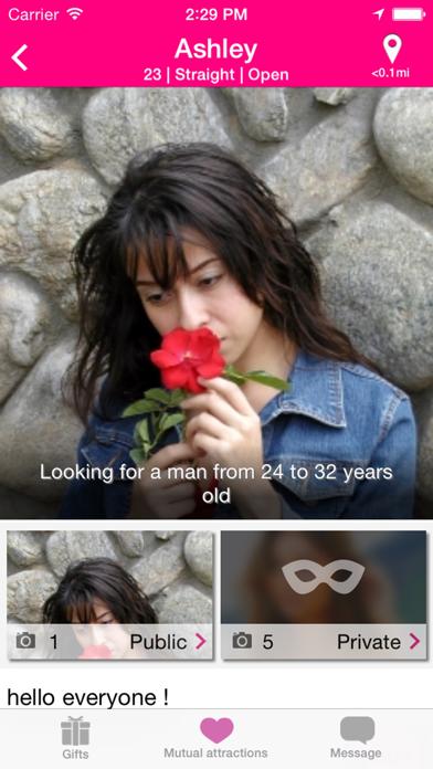 Date-me - Free Dating screenshot