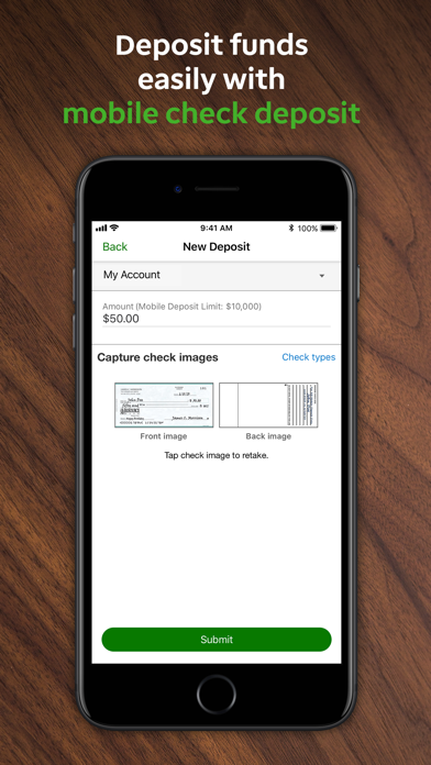 Screenshot for TD Ameritrade Mobile in United States App Store