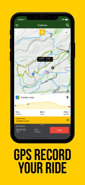 Trailforks on the App Store on
