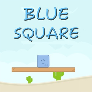 Clever blue square  App Reviews, Free Download