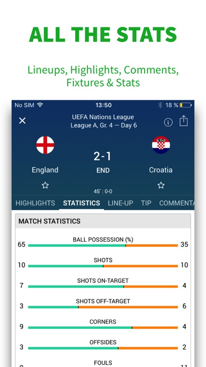 Live Soccer Scores -Skores screenshot-3