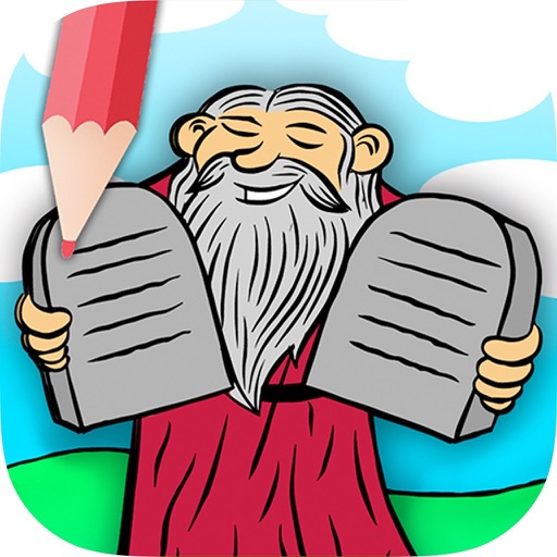 Bible Coloring Pages Games