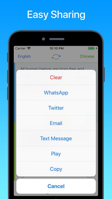 Translate -Easy Translation Screenshots