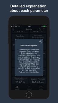 AirLab: Air Density & Altitude iphone images