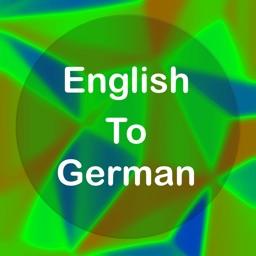 English To German :)