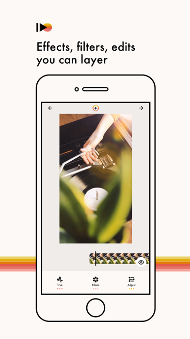 Filmm | Video Effects + Color Screenshot