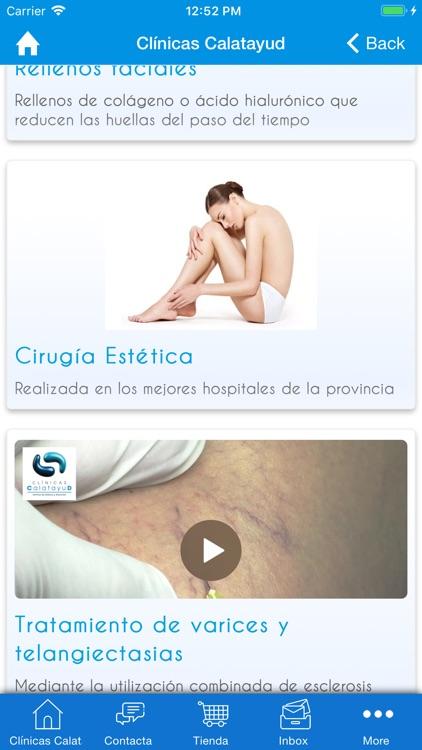 Clinicas Calatayud screenshot-3