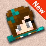Girl Skins for Minecraft PE !! на пк