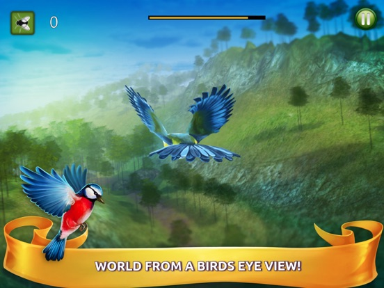 Bird Fly High 3D Simulator | App Price Drops