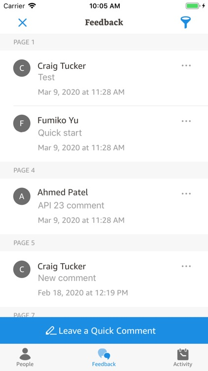 Amazon WorkDocs screenshot-3