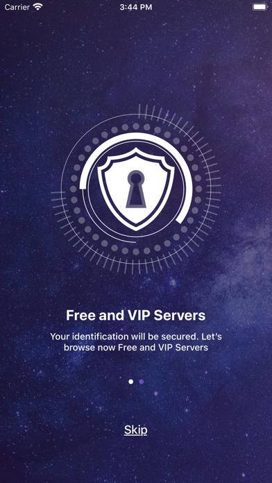 Secured VPN by CPunks Screenshot