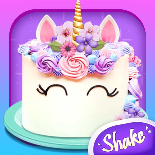 Unicorn Chef Fun Cooking Games iOS App