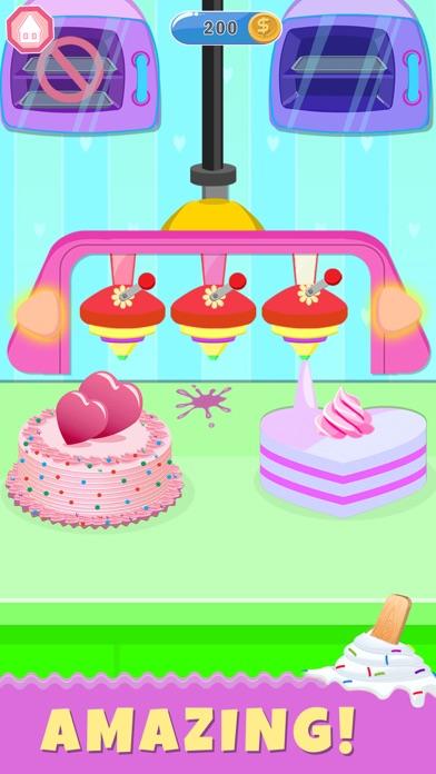 Ice Cream Cake Baker Shop screenshot #4