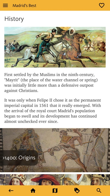 Madrid's Best: Travel Guide screenshot-6