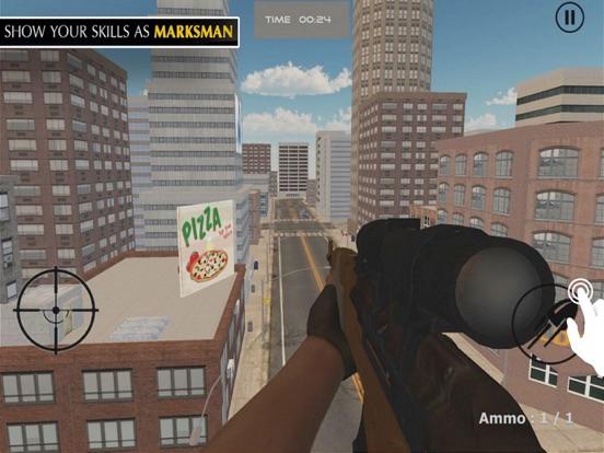 Sniper Strike Robber City screenshot 4