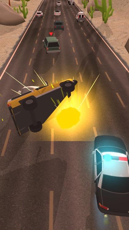 Police Chase - Hot Highways screenshot-5