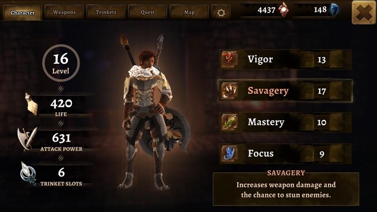Grimvalor screenshot-5