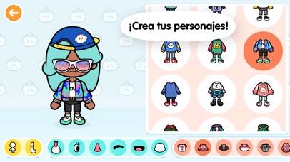 Screenshot for Toca Life: World in Venezuela App Store