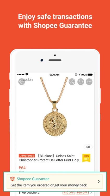 Shopee PH: Sell & Shop Online screenshot-4