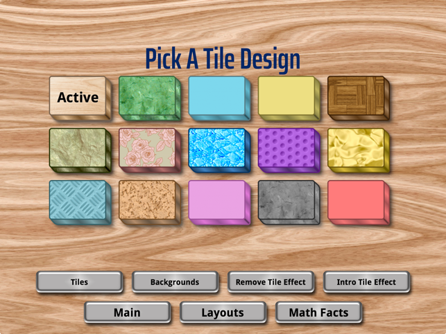 ‎Math Facts Mahjong Game Screenshot