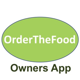 Order The Food Manager App