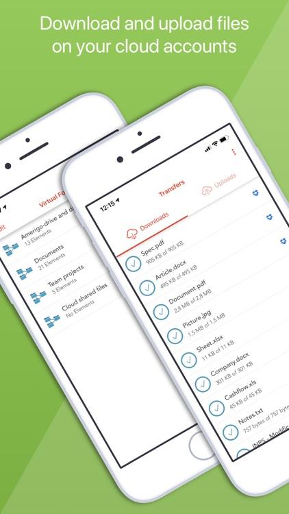 Amerigo - File Manager screenshot-3