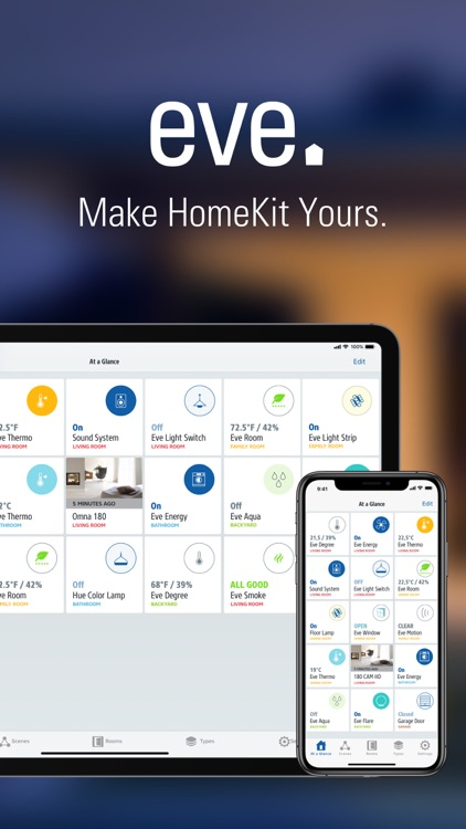 Eve for HomeKit screenshot-0