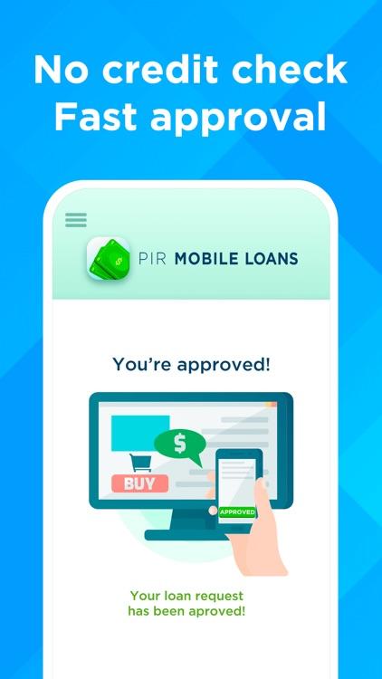 PIR Mobile Loans