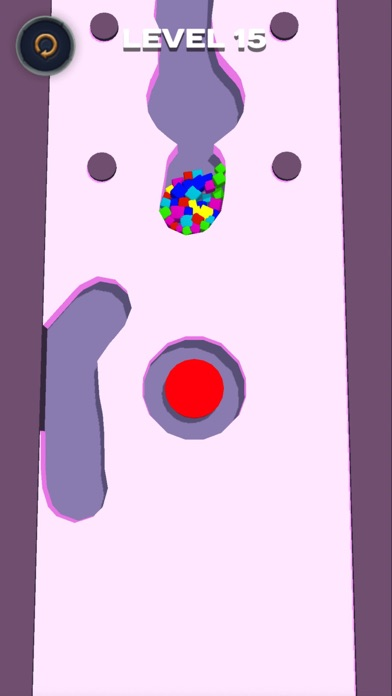 Falling balls: draw the path screenshot #6