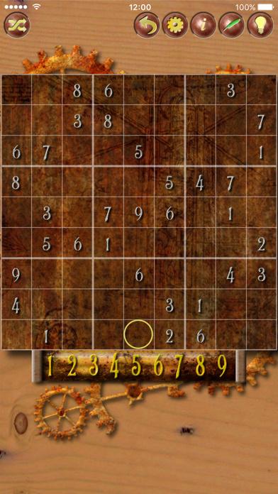 Screenshot #1 pour Sudoku (Oh No! Encore un!)