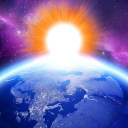 Ícone do app WEATHER NOW ° - daily forecast