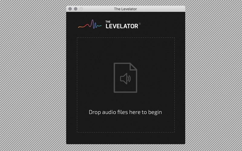 Levelator Screenshot