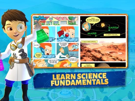 iPad Image of Adventure Academy