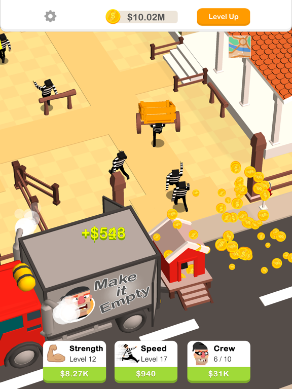 Idle Robbery screenshot 8