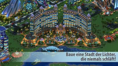 Herunterladen Megapolis: Stadt Bauen spiele für Android