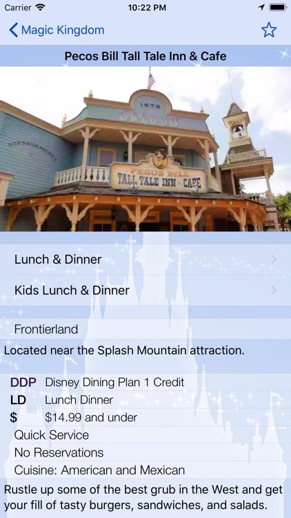 Magic Guide for Disney World screenshot-6