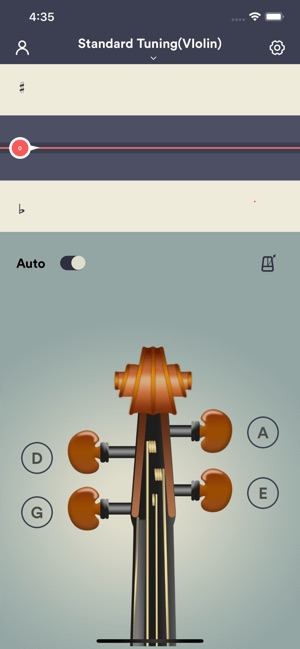 violin tuner and metronome app on the App Store