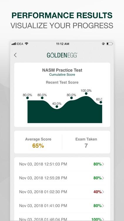 NASM CPT Practice Test Prep screenshot-3