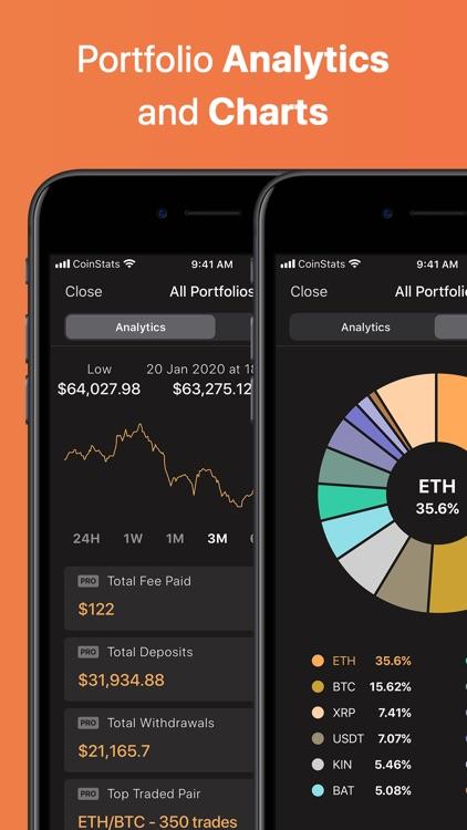 Coin Stats - Crypto Portfolio screenshot-5