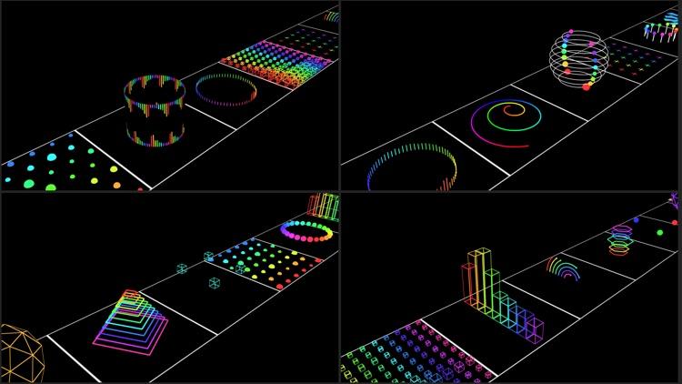 Spectrum - Music Visualizer screenshot-8