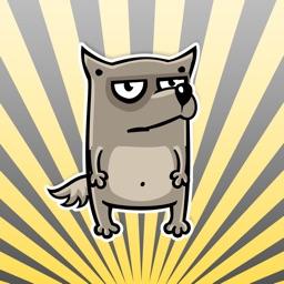 Wolf Emojis