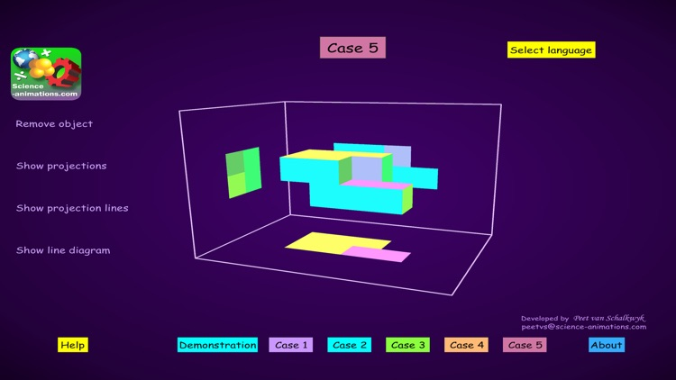 Orthographic Projections screenshot-3
