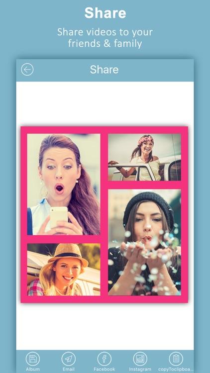Video Collage Pro - Editor screenshot-4