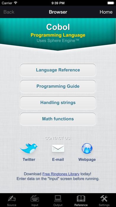 Cobol Programming Languageのおすすめ画像4