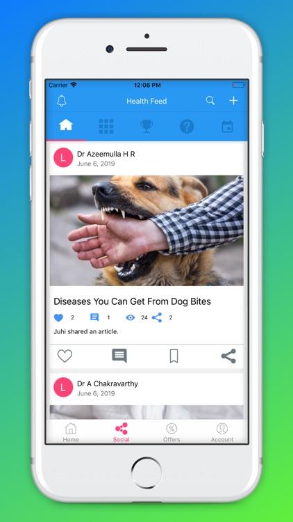 Medikoe Your Health Buddy screenshot-4